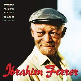 Ibrahim Ferrer – Buena Vista Social Club Presents Ibrahim Ferrer LP