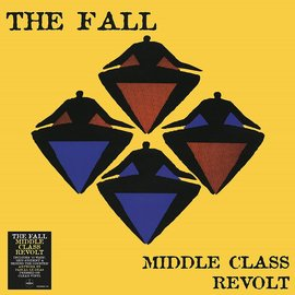 Fall – Middle Class Revolt LP clear vinyl