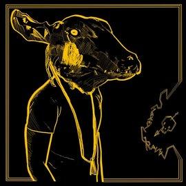 Shakey Graves – Roll The Bones X  LP 10th anniversary edition black and gold vinyl