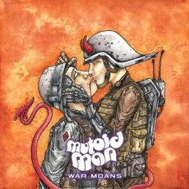 Mutoid Man ‎– War Moans LP