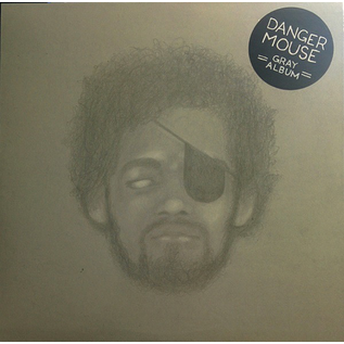 Danger Mouse -- The Gray Album LP