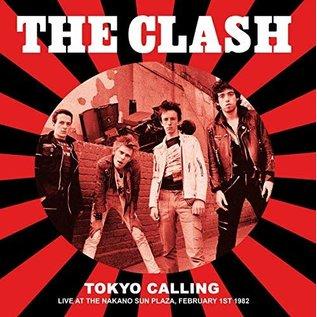 Clash – Tokyo Calling LP