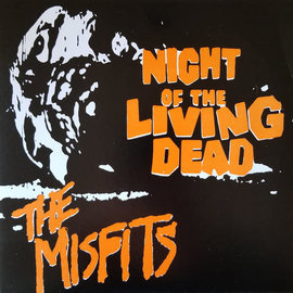 Misfits ‎– Night Of The Living Dead 7""