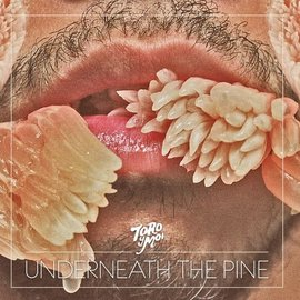 Toro Y Moi ‎– Underneath the Pine LP desert sun colored vinyl