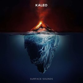 Kaleo – Surface Sounds LP white vinyl