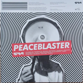 Sound Tribe Sector 9 ‎– Peaceblaster LP