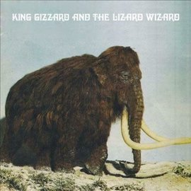 King Gizzard and the Lizard Wizard ‎– Polygondwanaland LP electric blue vinyl
