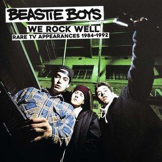 Beastie Boys – We Rock Well - Rare TV Appearances 1984-1992 LP clear vinyl