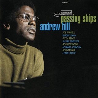 Andrew Hill – Passing Ships LP