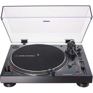 Audio Technica AT-LP120XUSB-BK Direct-Drive Fully Manual Turntable, Black