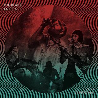 Black Angels – Live at Levitation LP seafoam splatter vinyl