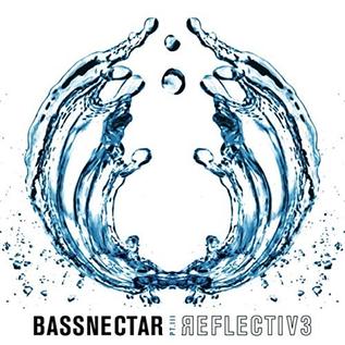 Bassnectar – Reflective - Part 3 LP blue vinyl