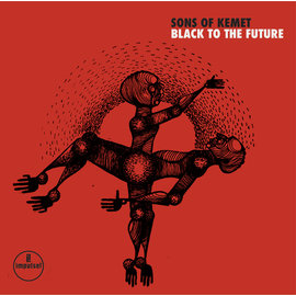 Sons Of Kemet – Black To The Future LP