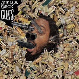 Quelle Chris – Guns LP gold nugget vinyl