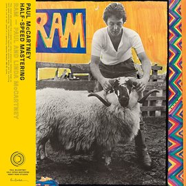 Paul & Linda McCartney – Ram LP