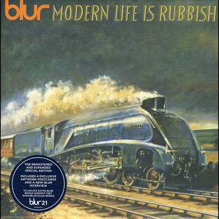 Blur – Modern Life Is Rubbish LP