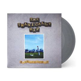 Tragically Hip – Saskadelphia LP silver vinyl