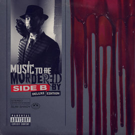 Eminem– Music To Be Murdered By (Side B) LP opaque grey vinyl