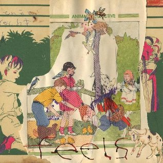 Animal Collective – Feels LP