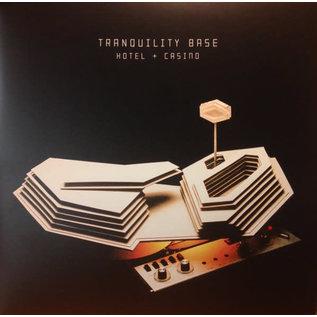 Arctic Monkeys – Tranquility Base Hotel + Casino LP clear vinyl, import