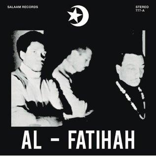 Black Unity Trio – Al-Fatihah LP