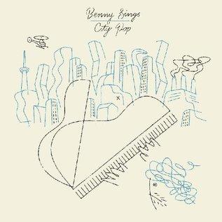 Benny Sings – City Pop LP baby blue vinyl
