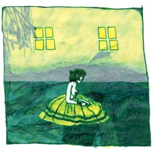 "Animal Collective – Prospect Hummer 12"" green/yellow swirl vinyl"