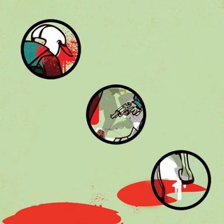 Apollo Brown, Planet Asia, Gensu Dean, Guilty Simpson - Stitched Up & Shaken LP