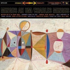 Charles Mingus - Mingus Ah Um LP redux