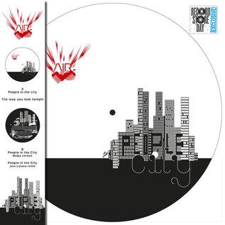 """AIR – People In The City 12"""" vinyl"""