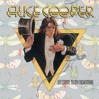 Alice Cooper - Welcome to my Nightmare LP clear vinyl