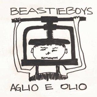 Beastie Boys – Aglio E Olio LP clear vinyl