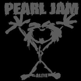 "Pearl Jam – Alive 12"" vinyl"