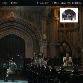 "Fleet Foxes – Can I Believe You / Wading in Waist-High Water 7"" vinyl"