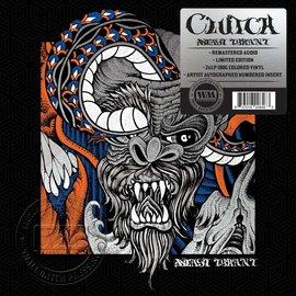Clutch – Blast Tyrant LP orange & blue vinyl