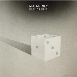 Paul McCartney – McCartney III Imagined LP gold vinyl