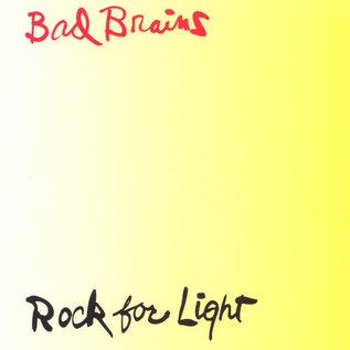 Bad Brains - Rock For Light LP Org Music reissue