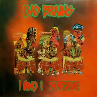 Bad Brains – I And I Survive LP