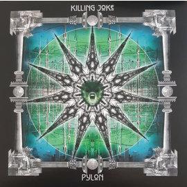 Killing Joke – Pylon LP transparent green vinyl