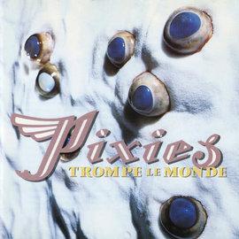 Pixies – Trompe Le Monde LP green vinyl