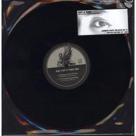 "Iggy & Yoko – Waiting for the D Train / I'm Going Away Smiling 10"" vinyl"