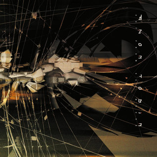 Amon Tobin – Out From Out Where LP opaque gold vinyl