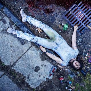 Andrew W.K. – God Is Partying LP turquoise vinyl