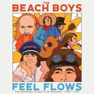 Beach Boys – Feel Flows (The Sunflower & Surf's Up Sessions • 1969 - 1971) LP