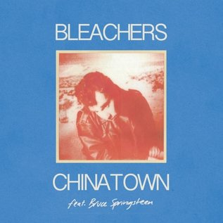 "Bleachers – Chinatown 7"" red vinyl"