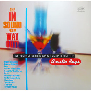 Beastie Boys – The In Sound From Way Out! LP