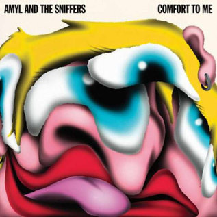 Amyl and the Sniffers – Comfort To Me LP
