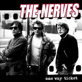 Nerves – One Way Ticket LP translucent purple vinyl