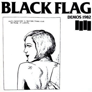 Black Flag – Demos 1982 LP