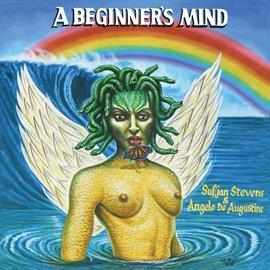 Sufjan Stevens & Angelo De Augustine – A Beginner's Mind LP gold vinyl